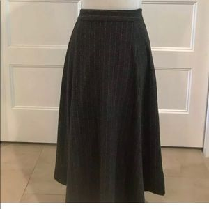 Gap gray skirt Sz 4
